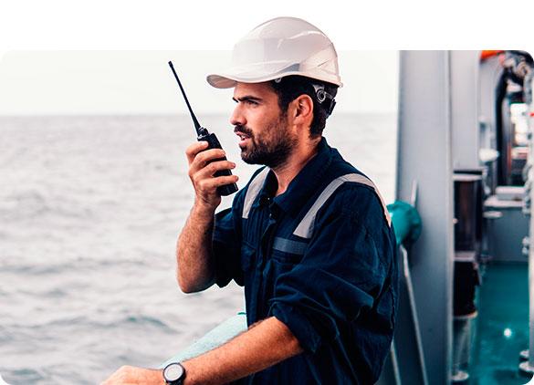 Radiocomunicadores Intrinsecamente Seguros