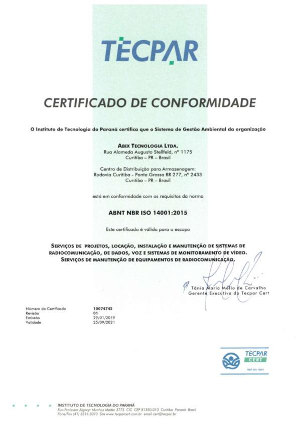 certificado14001P