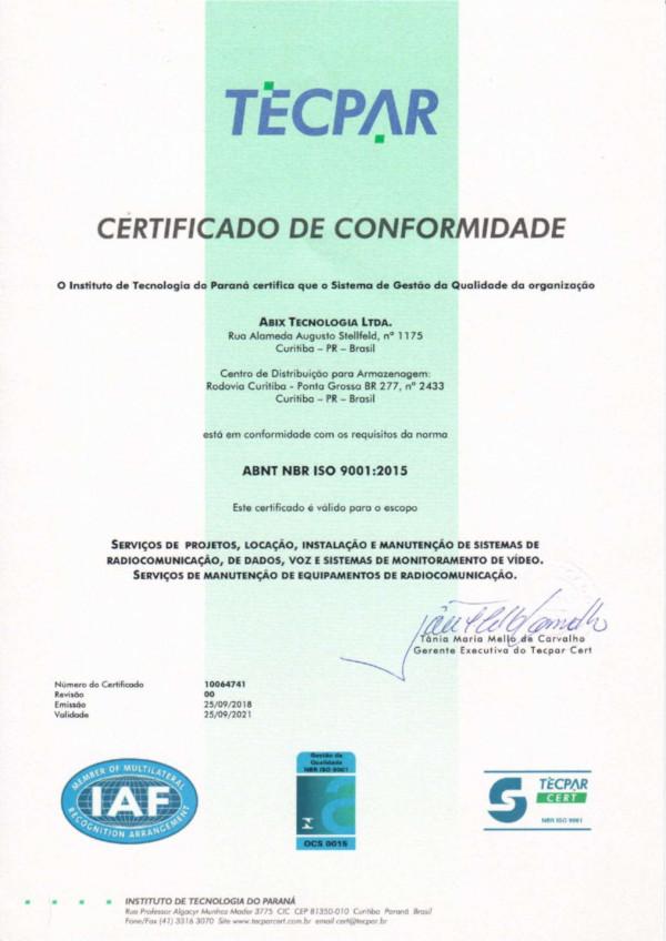 certificado9001P