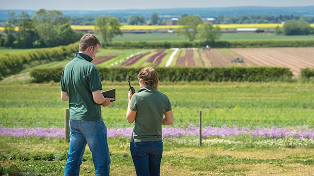 A importância do radiocomunicador no setor agrícola